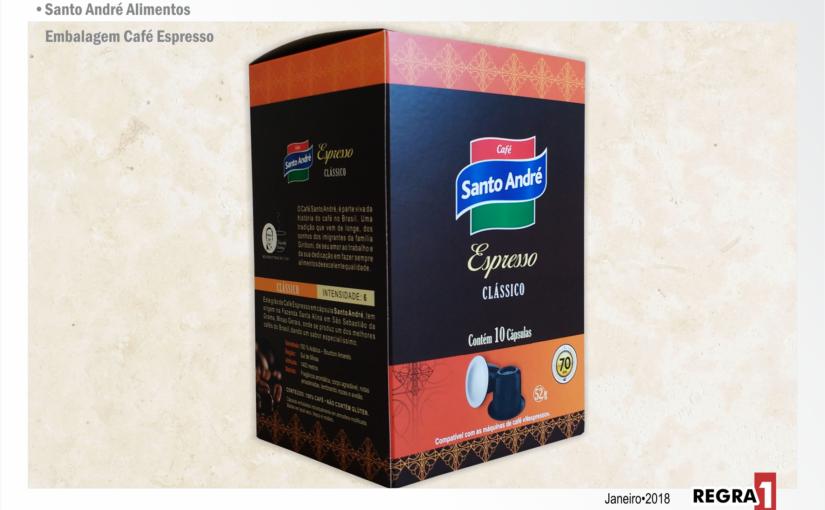 Embalagem Café Espresso